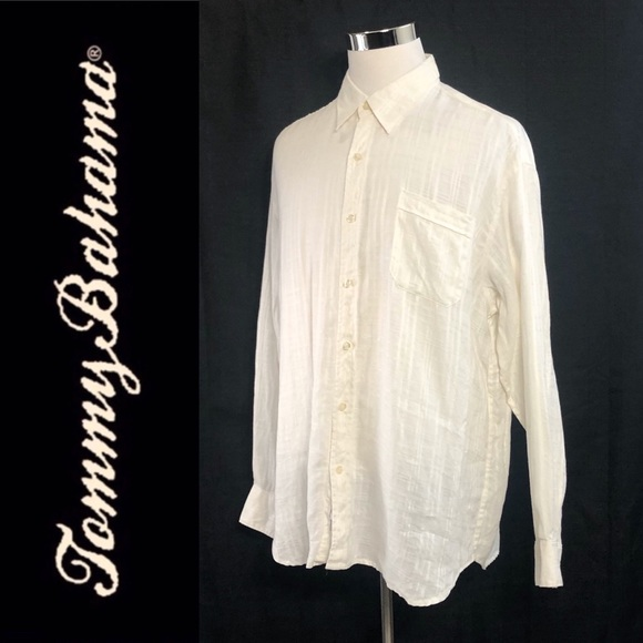 Tommy Bahama Other - TOMMY BAHAMA Men's Casual Button Front Shirt XL